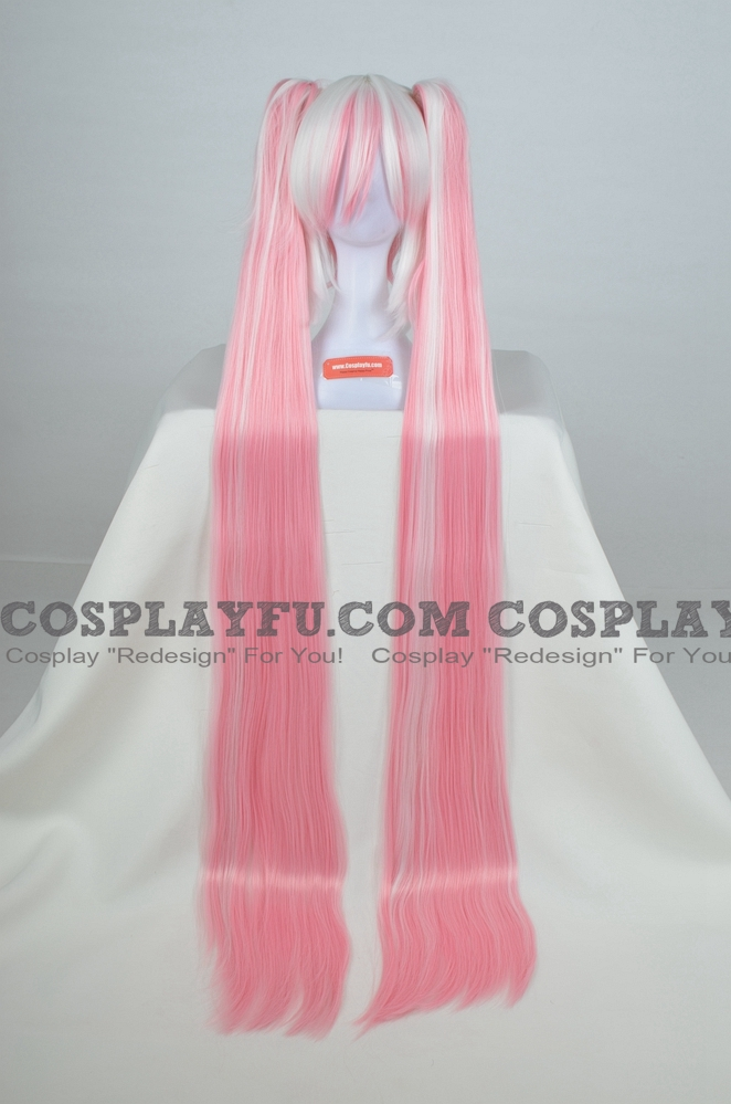 Miku Wig (Sakura 2nd) from Vocaloid