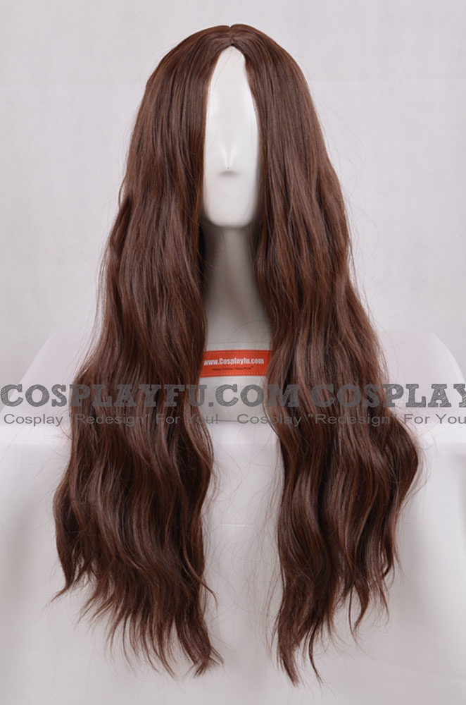 Scarlet Witch wig from Captain America