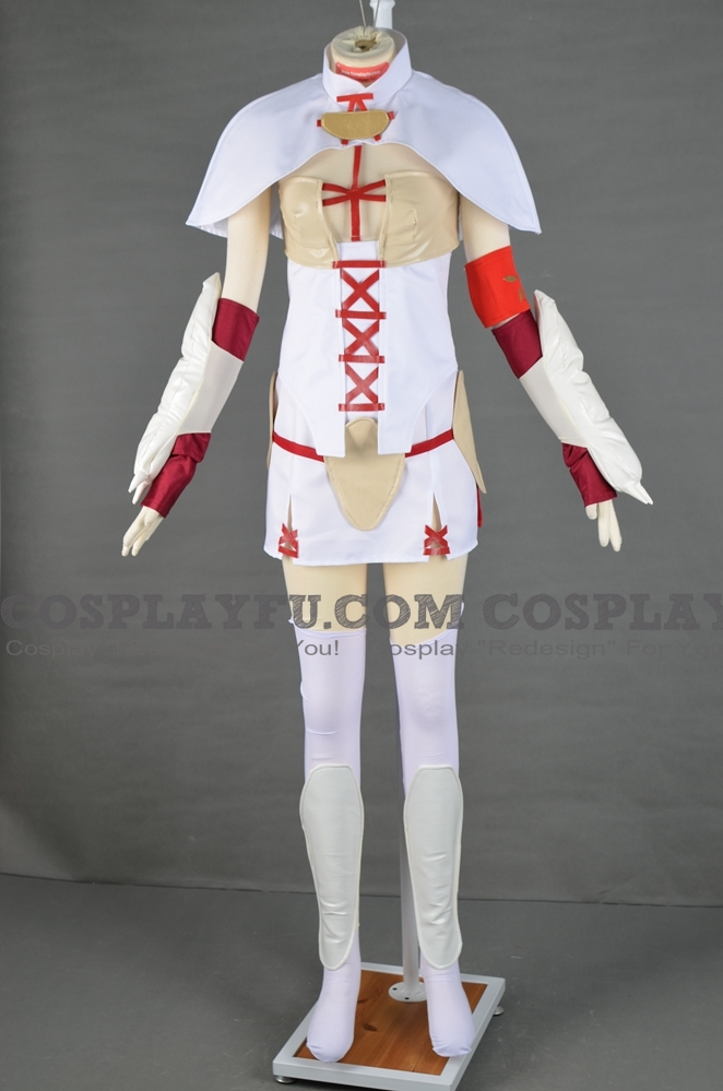 Nashetania Cosplay Costume from Rokka: Braves of the Six Flowers