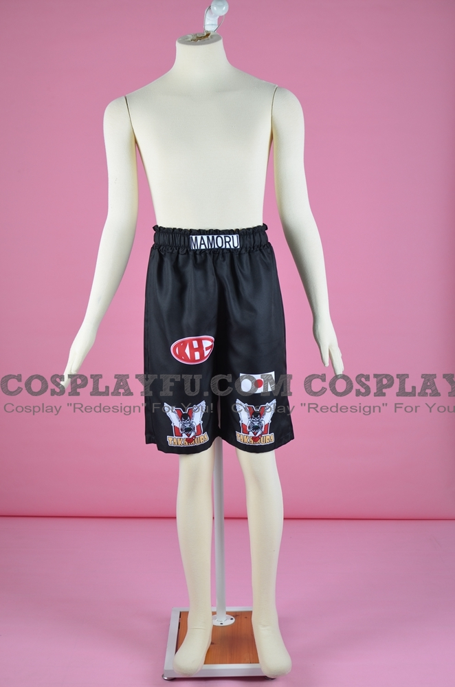 Takamura Mamoru Shorts from Hajime no Ippo