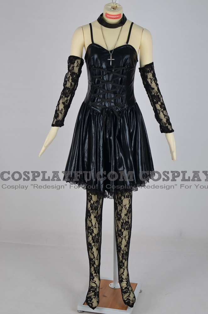 Misa Amane Cosplay Costume from Death Note