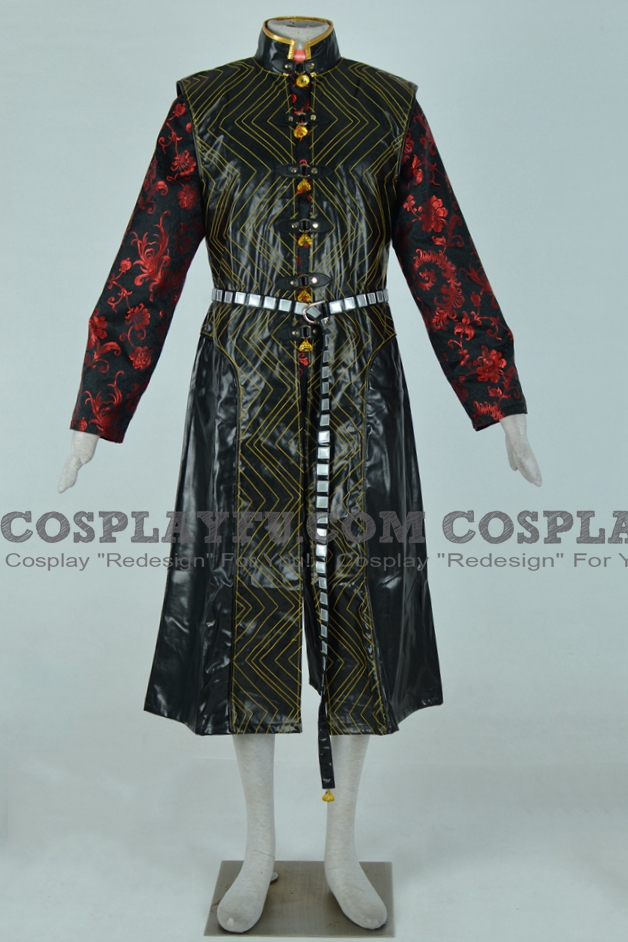 Emhyr var Emreis Cosplay Costume from Witcher 3 The Wild Hunt