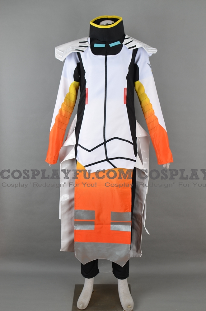 Classic Mercy Cosplay Costume from Overwatch