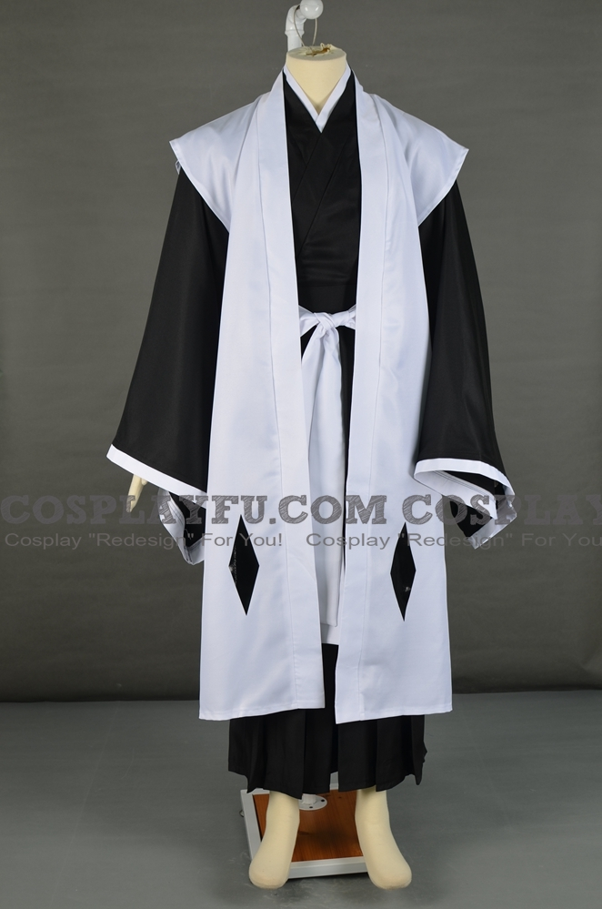 Gin Cosplay Costume from Bleach