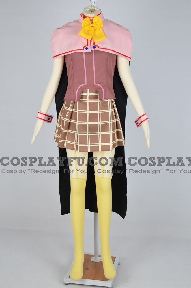 Rosario   Vampire Yukari Sendo Disfraz