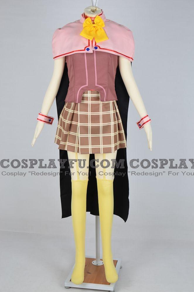 Rosario   Vampire Yukari Sendo Costume