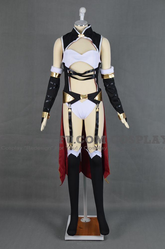 Aesthetica of a Rogue Hero Myuu Ousawa Kostüme