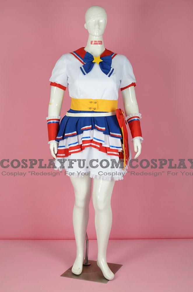 Leona Cosplay Costume from PriPara