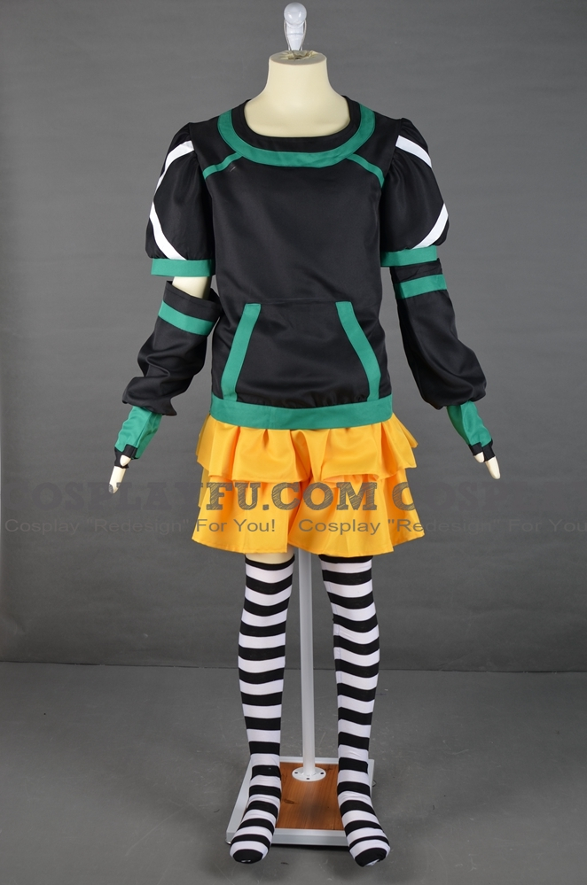 Kirika Cosplay Costume from Symphogear
