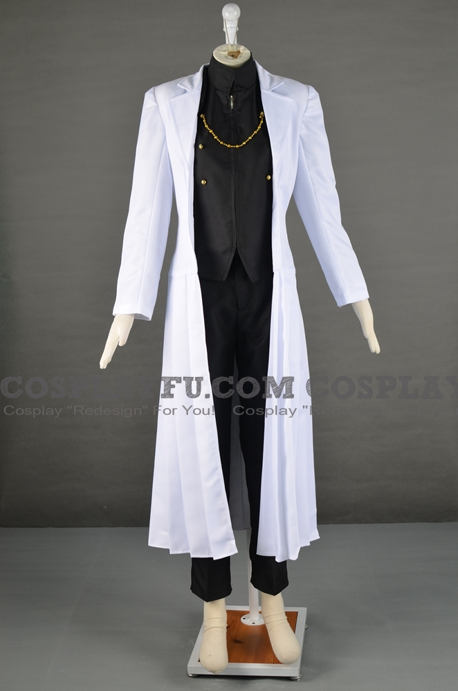 Femt Cosplay Costume from Blood Blockade Battlefront