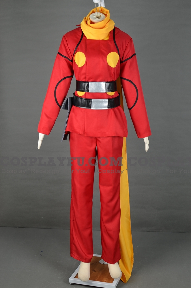 Cyborg 009 Cosplay Costume from Cyborg 009