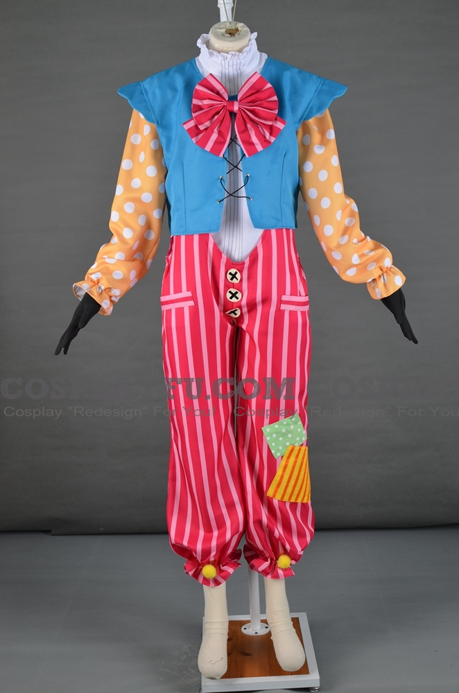 Miku Cosplay Costume (Marionette,Project Diva F 2nd) from Vocaloid