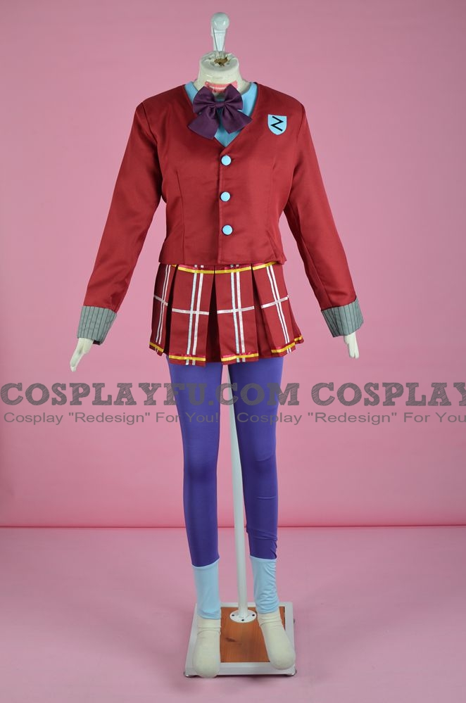 Sugarcoat Cosplay Costume from My Little Pony Equestria Girls Friendship Games