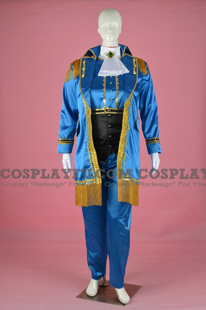 Ivy Cosplay Costume from Soul Calibur 2