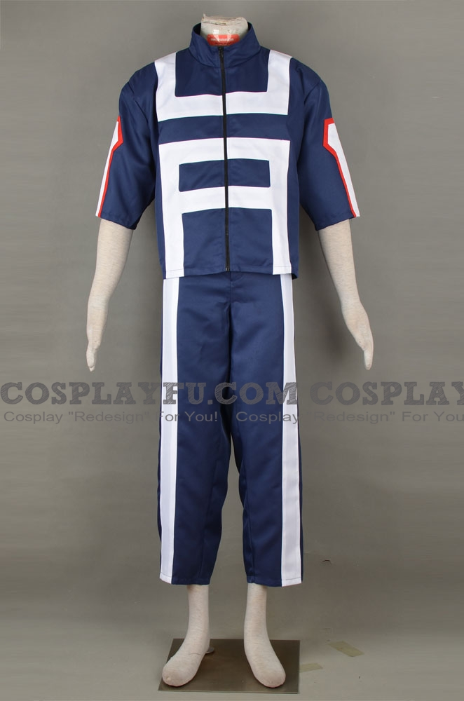My Hero Academia Izuku Midoriya Costume