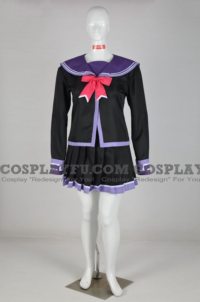 Hyperdimension Neptunia Uni Costume