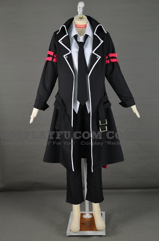 Erwin Cosplay Costume from Soul Worker