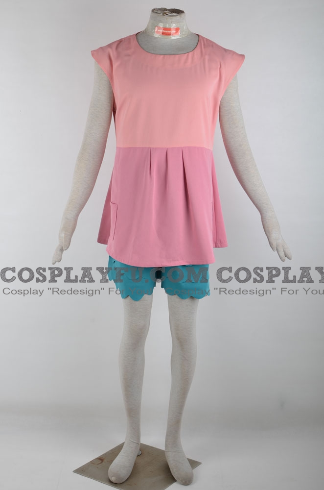 Lyra Cosplay Costume from My Little Pony Equestria Girls