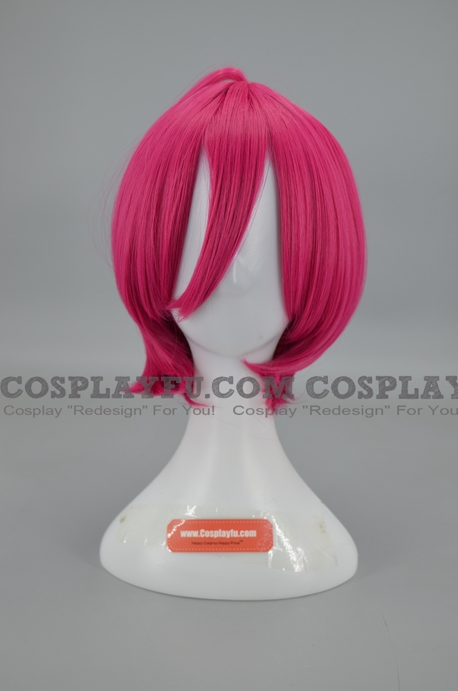 Evelynn Agonys Embrace wig from League of Legends