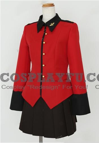 Darjeeling Cosplay Costume from Girls und Panzer
