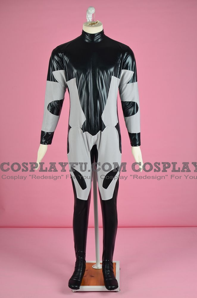 Bruce Cosplay Costume (Game) from Batman: Arkham Knight