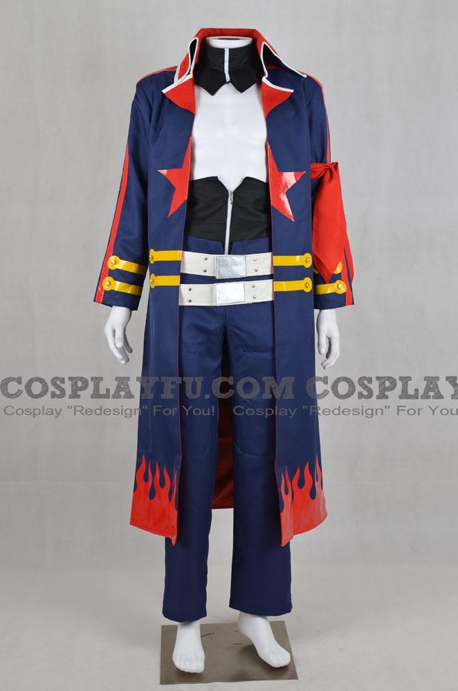 Simon Cosplay Costume (XH01) from Gurren Lagann