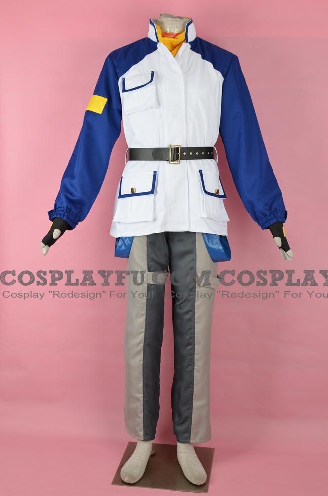 Lloyd Cosplay Costume from The Legend of Heroes Zero no Kiseki