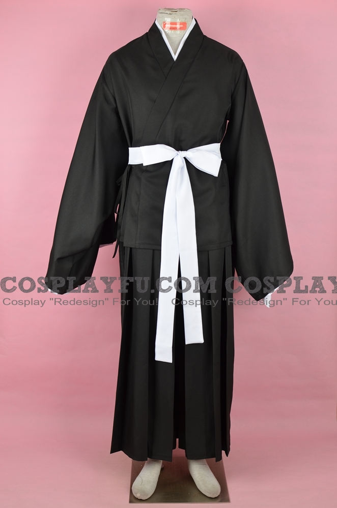 Shinigami Cosplay Costume (Kimono) from Bleach
