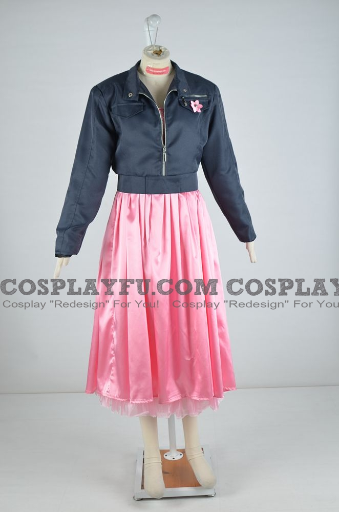 Rose Tyler Cosplay Costume from Doctor Who