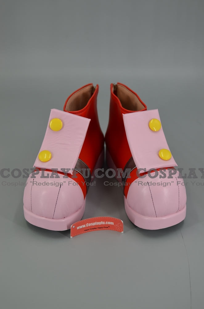 Amy Shoes (2663) from Sonic Boom