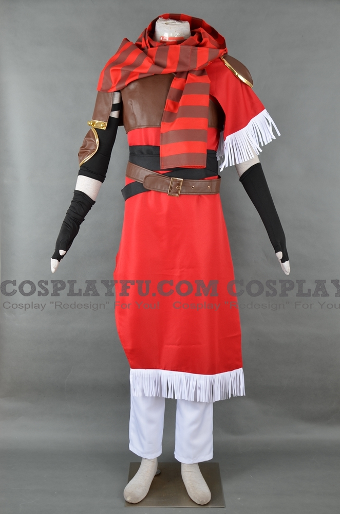 Fire Emblem: Shadow Dragon Jeorge Costume