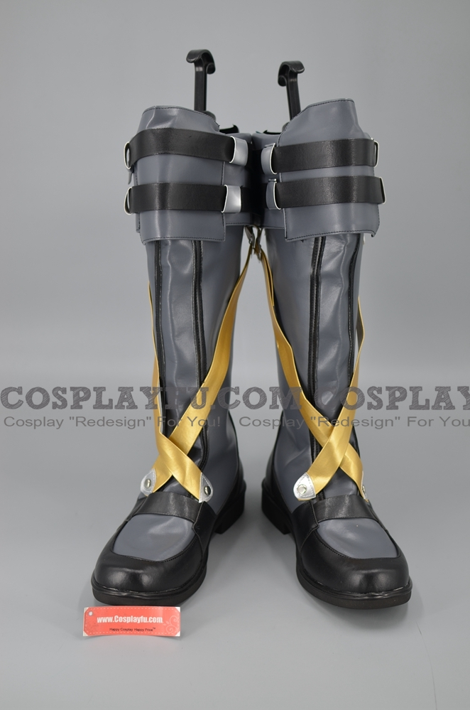 Lloyd Shoes from The Legend of Heroes Zero no Kiseki