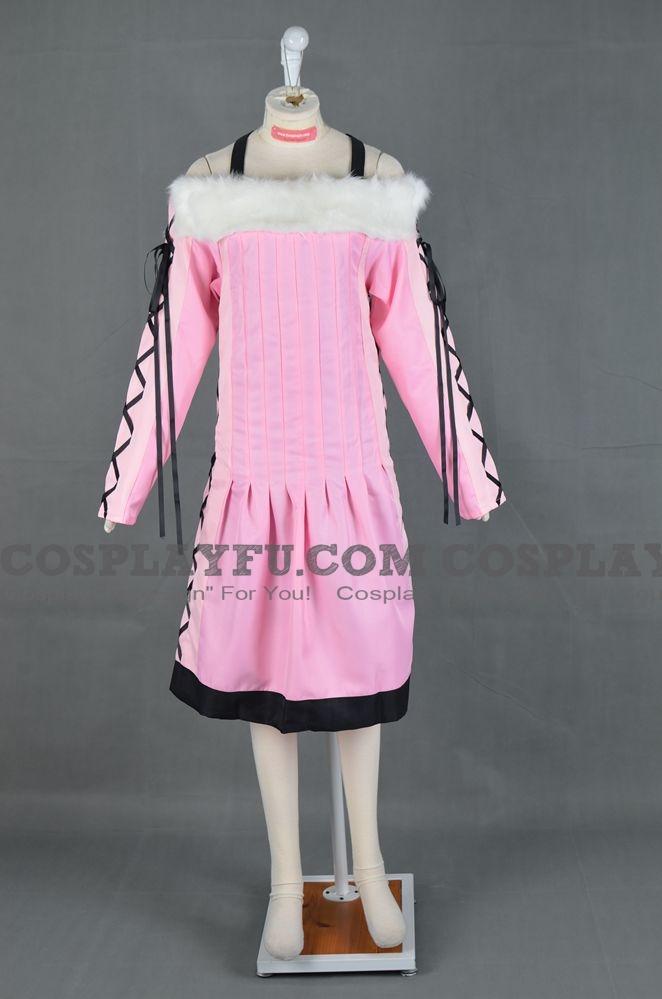 Yukari Cosplay Costume (Winter Causal Wear) from Persona 3