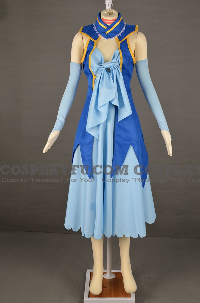 Leviathan Cosplay Costume from Leviathan The Last Defense