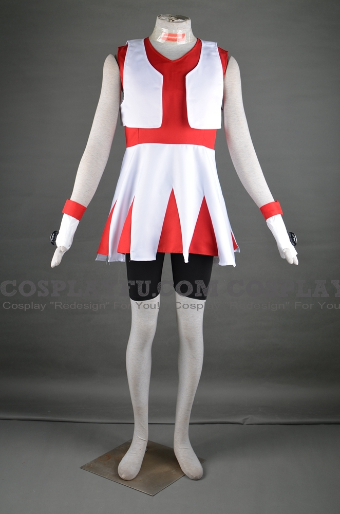 Korrina Cosplay Costume from Pokemon X and Y