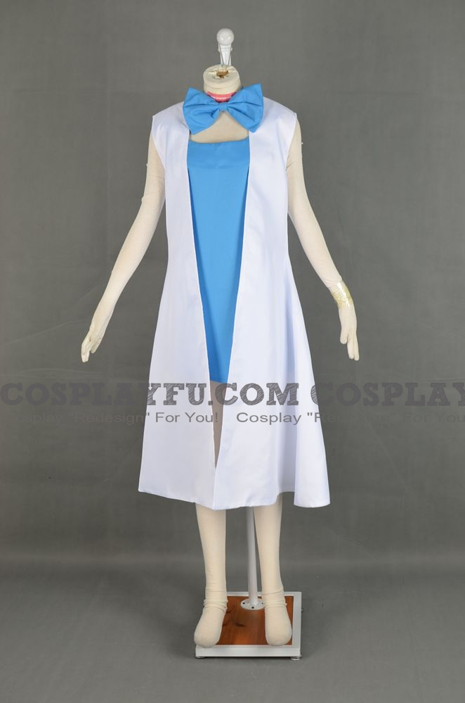 Molly Cosplay Costume (Teenager) from Pokemon The Movie 3 The Spell of the Unown