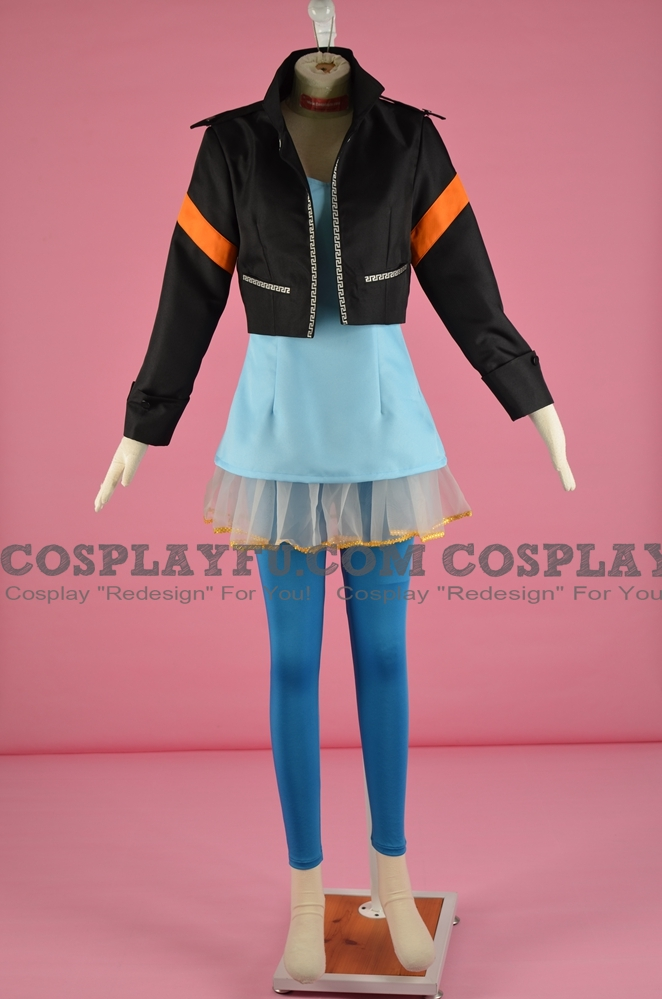 Sunset Cosplay Costume from My Little Pony Equestria Girls Friendship Games