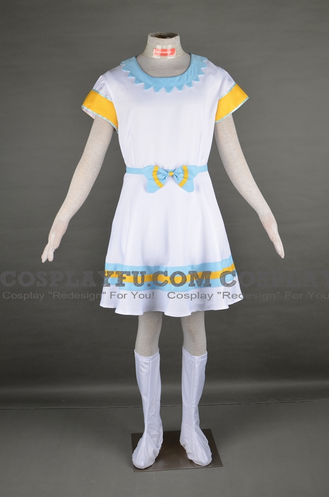Bon Cosplay Costume from My Little Pony Equestria Girls