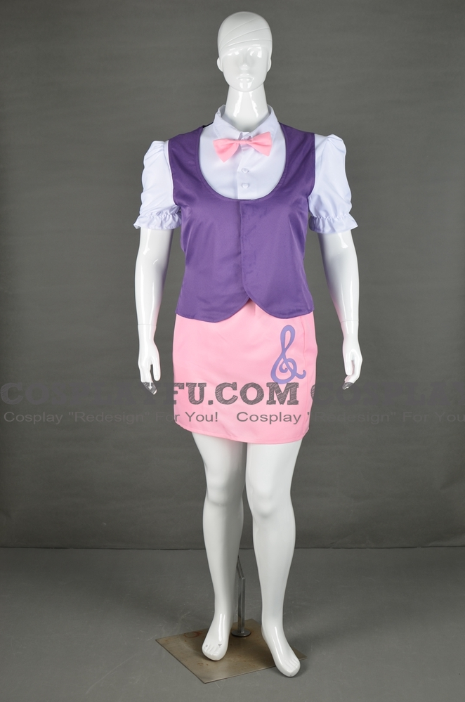 Octavia Cosplay Costume from My Little Pony Equestria Girls