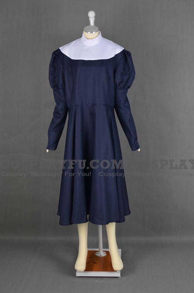 Alice Cosplay Costume from Mahotsukai no Yoru