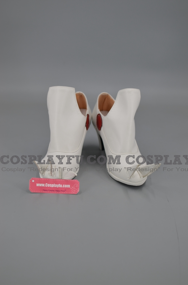 Nashetania Shoes from Rokka: Braves of the Six Flowers