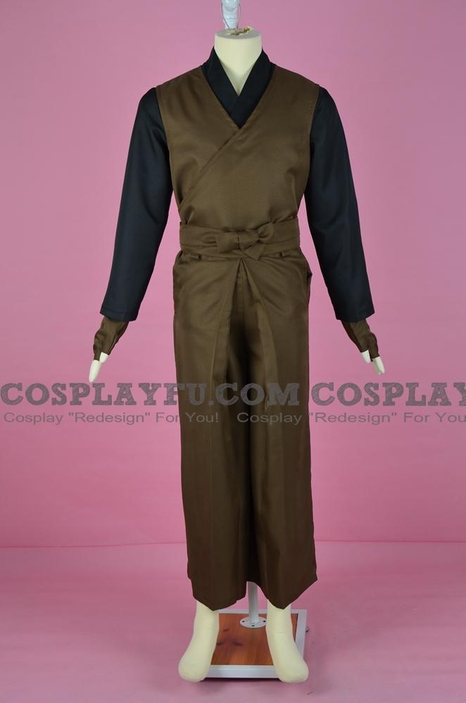 Tenchu Rikimaru Kostüme