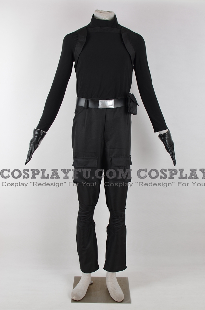 Snake Cosplay Costume from G.I Joe Resolute