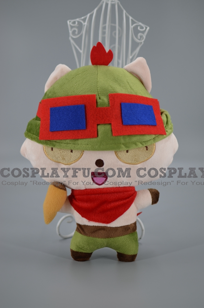 Teemo Plush from League of Legends