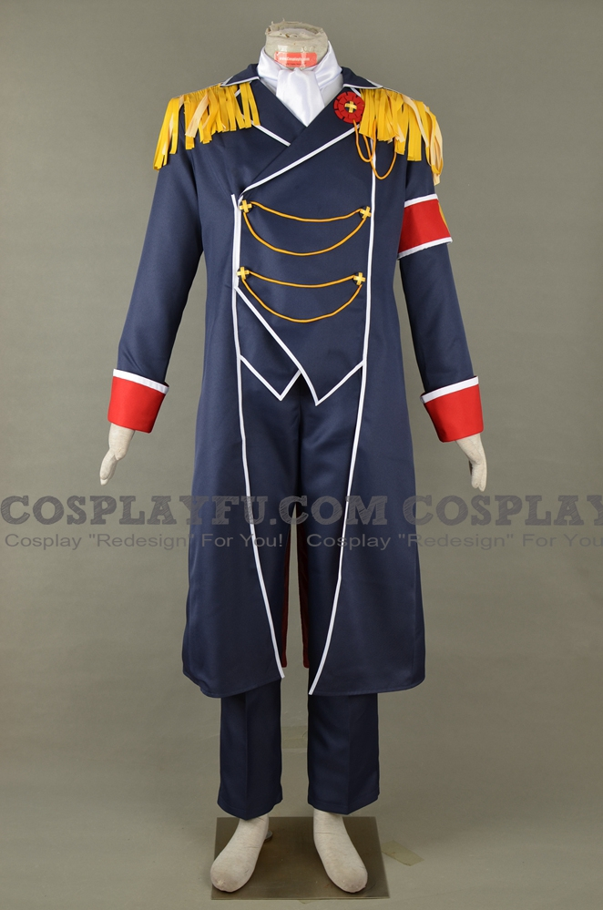 Crusch Cosplay Costume from Re:Zero