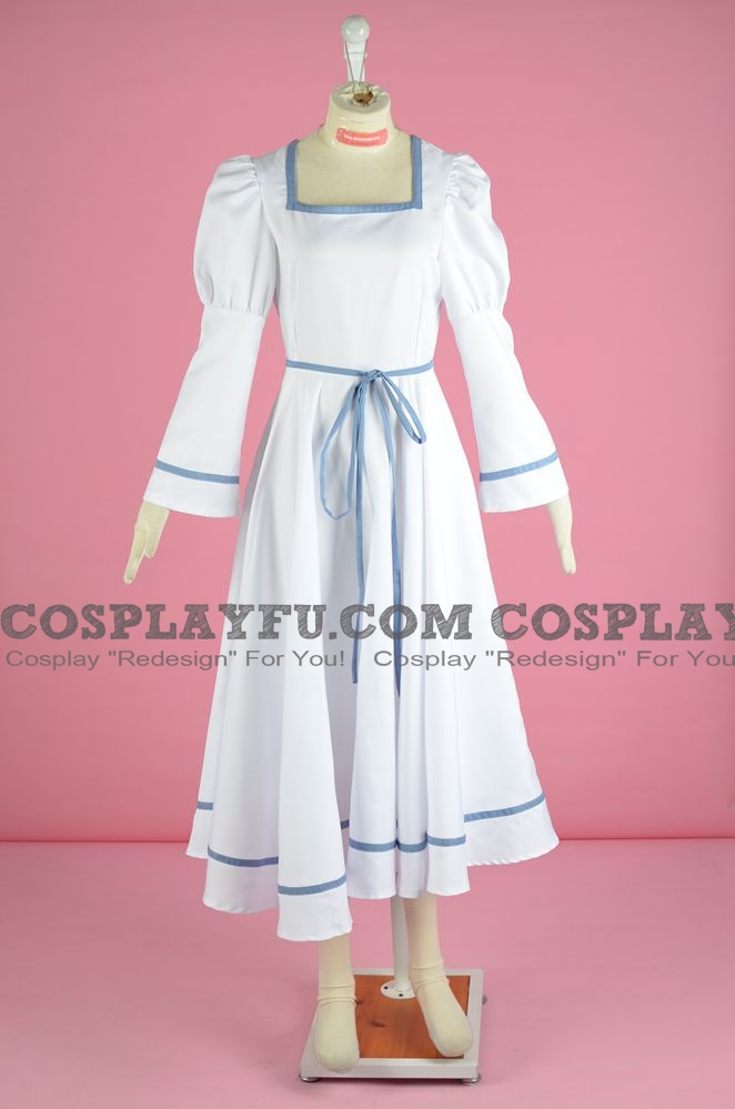 Diva Cosplay Costume (Dress) from Blood Plus