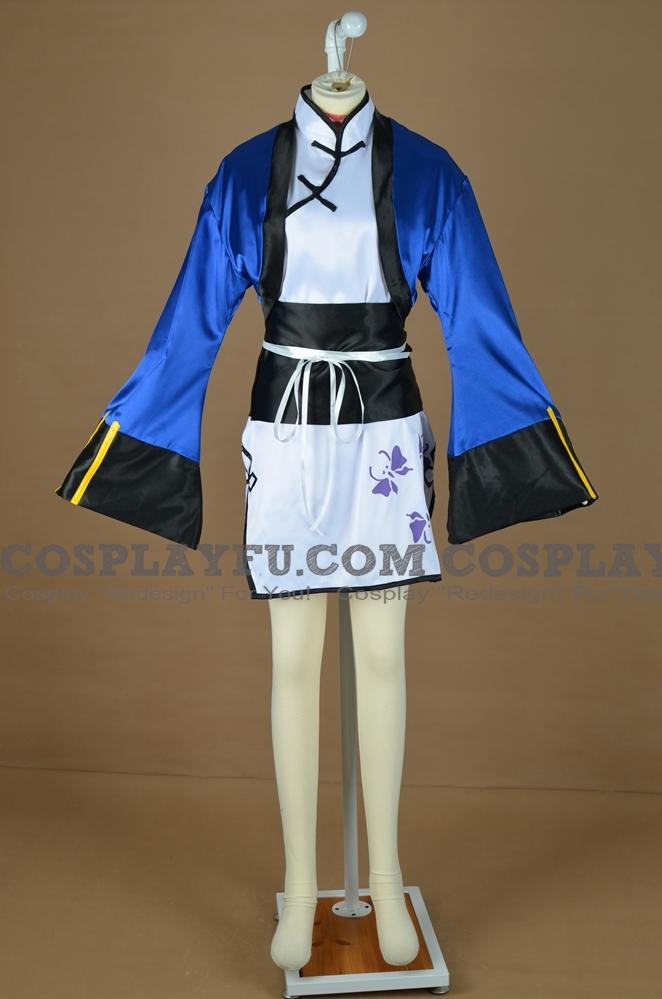 Black Butler Ran-Mao Costume
