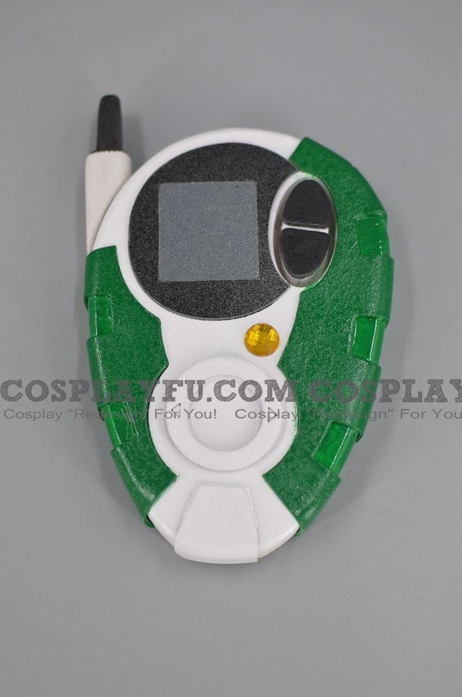 Takeru Digivice from Digimon Adventure
