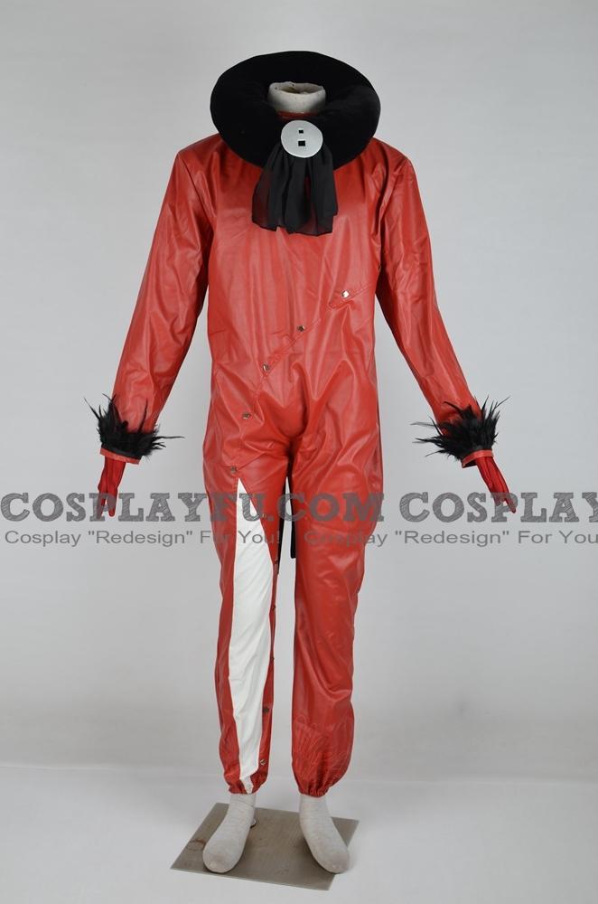 Jeanne Cosplay Costume from Bayonetta