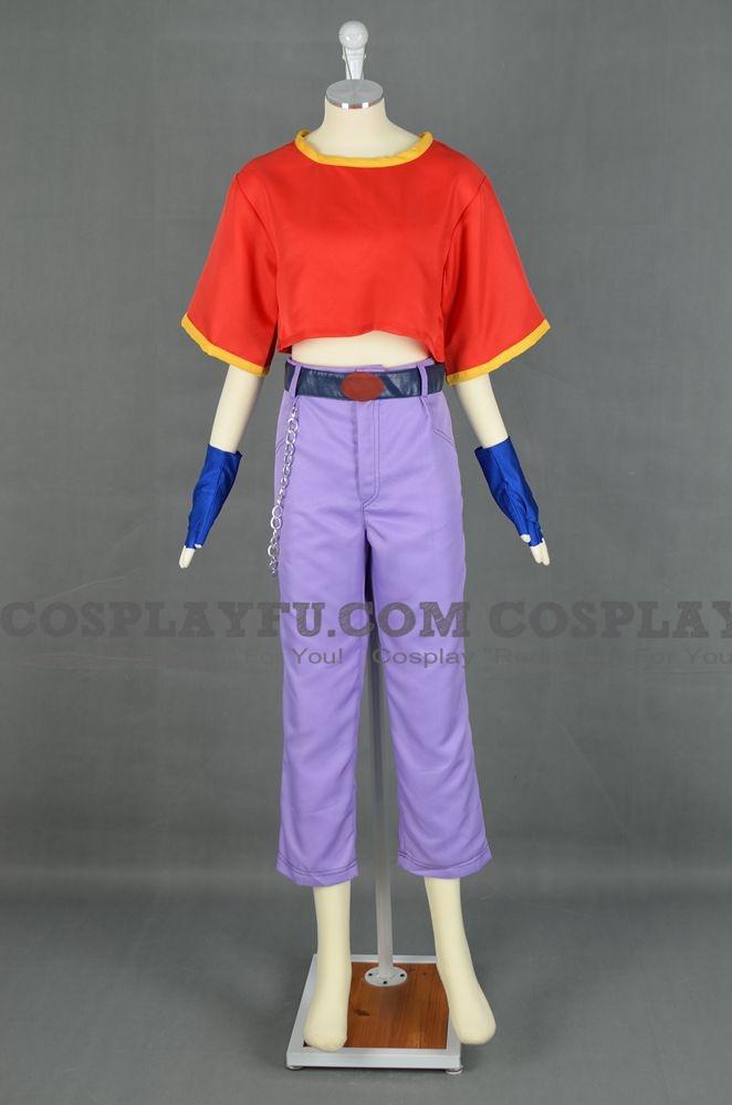Dragon Ball Pan Costume
